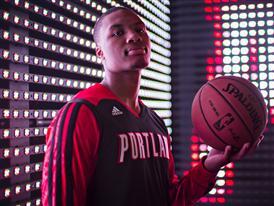 NBA Damian Lillard 2