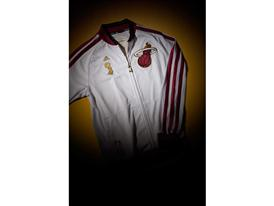 adidas Miami HEAT, Championship Collection, Jacket