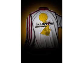 adidas Miami HEAT, Championship Collection, Jacket 2