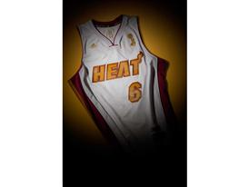 adidas Miami HEAT, Championship Collection, Swingman