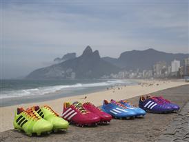 samba boot collection
