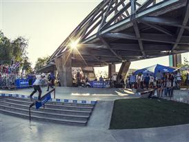 Global Pro de adidas Skateboarding 9