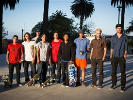 Global Pro de adidas Skateboarding 24