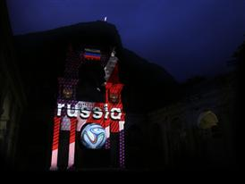 Projection Russia