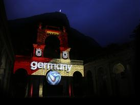 Projection Germany