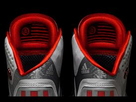 D Rose 4.5 Grey, Detail 4