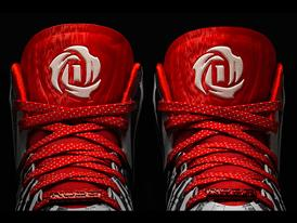 D Rose 4.5 Grey, Detail 3