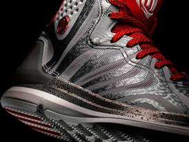 D Rose 4.5 Grey, Detail 1