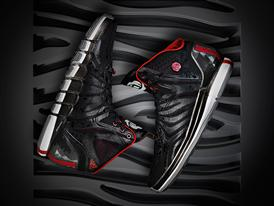 D Rose 4.5 Black, Hero 2