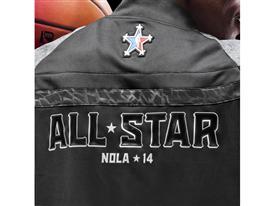 adidas NBA All-Star Warm-Up Detail 2