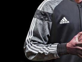 adidas NBA All-Star Warm-Up Detail 1