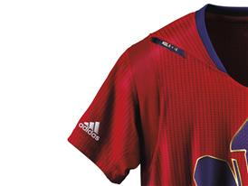 adidas NBA All-Star Jersey WEST Detail 2 Clipped