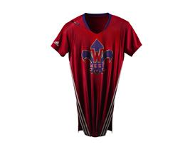 adidas NBA All-Star Jersey WEST Clipped
