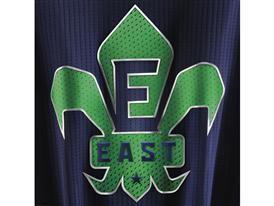 adidas NBA All-Star Jersey EAST Detail 3