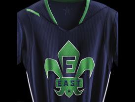 adidas NBA All-Star Jersey EAST Detail 1