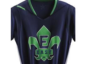 adidas NBA All-Star Jersey EAST Detail 1 Clipped