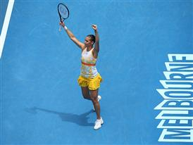 Flavia Pennetta e Caroline Wozniacki brillano agli Australian Open