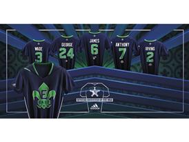 NBA All-Star 2014 EAST Starters