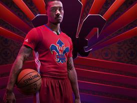 adidas NBA all-star  Damian Lillard