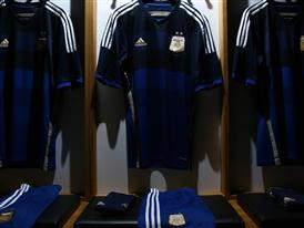 Argentina Fed Kit Away 1