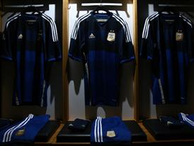 Argentina Fed Kit Away 4
