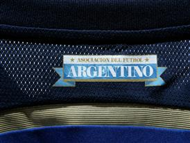 Argentina Fed Kit Away 6