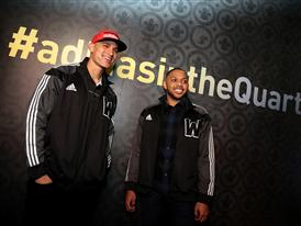 Eric Gordon and Jimmy Graham (2)