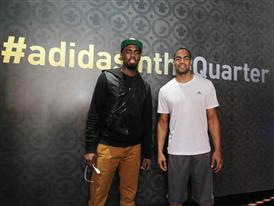 adidas in the Quarter - Tim Hardaway Jr & Arron Afflalo