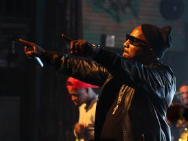 adidas in the Quarter (House of Blues) - Young Jeezy