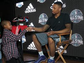 adidas in the Quarter (Sunday) - Damian Lillard
