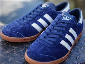 adidas Originals Hamburg Blue 2