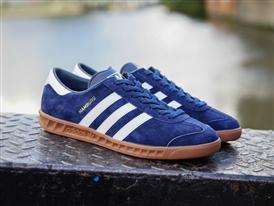 adidas Originals Hamburg Blue