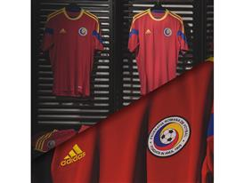Echipament Nationala Away red