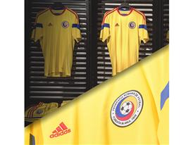 Echipament Nationala Home yellow