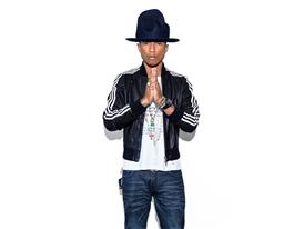 ADIDAS = PHARRELL WILLIAMS