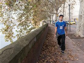 adidas Skateboarding SkateCopa LucasCliche - Walking 2