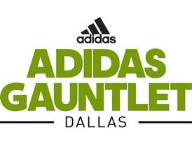 adidas Gauntlet Logo