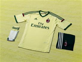 AC Milan 2014/15 Third Kit 8