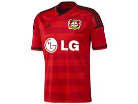 Bayer 04 Leverkusen Heimtrikot