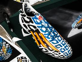Battle pack: adizero f50 Messi