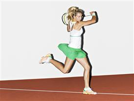 adidas by Stella McCartney Barricade SS14 French open Maria Kirilenko 2