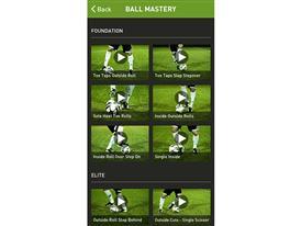 ball mastery final