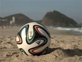 brazuca Around the World: Brazil -- adidas Football 8