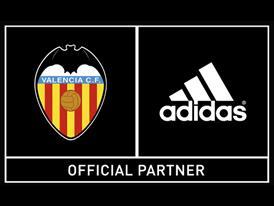 adidas y el Valencia CF