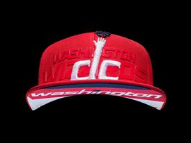 adidas NBA Draft Hat - Wizards