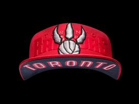 adidas NBA Draft Hat - Raptors