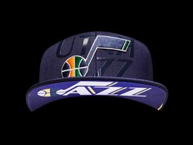 adidas NBA Draft Hat - Jazz