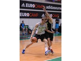 Adin Vrabac adidas eurocamp 2014