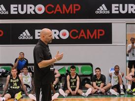 Alexander Djodjevic adidas eurocamp 2014