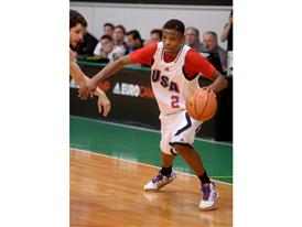 Dennis Smith adidas eurocamp 2014